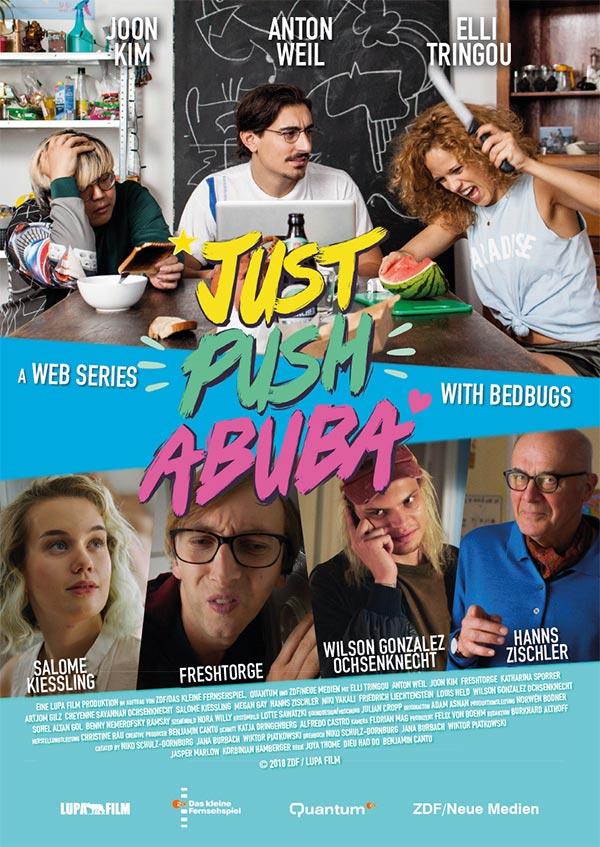 Just push Abuba // Serie ZDFneo