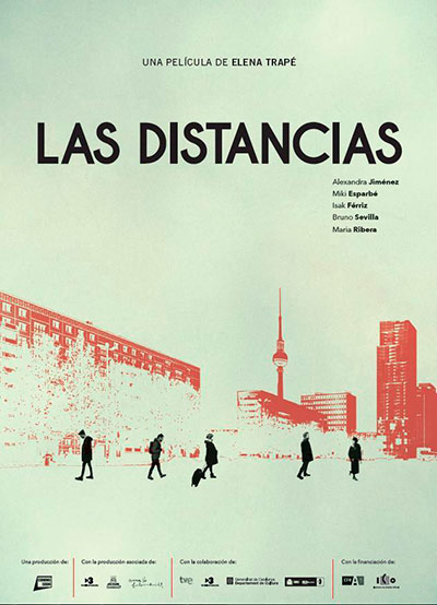 Las Distancias Poster
